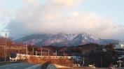八ヶ岳(20131228)ローソン前