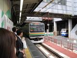 湘南新宿ライン(逗子行き)