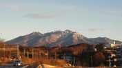 八ヶ岳(20140106)ローソン前