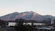 八ヶ岳(20140203)セブンイレブン裏