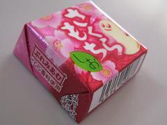 チロルチョコ(2009さくらもち)