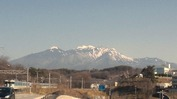八ヶ岳(20140324)ローソン前