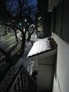 積雪?(2011.02.15)中野通り[北]