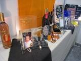 産業交流展2008(搬入・設営-あとりえふみブース[お祝い])