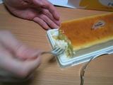ホワイトデー[チーズケーキ独り占め]