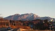 八ヶ岳(20140114)ローソン前