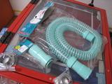排気(ブラストBOX用ホース&金物購入)