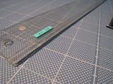 道具(定規:長尺、カッターナイフ用背金付)