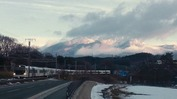 八ヶ岳(20140303)ローソン前