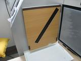サンドブラストマシン(出し入れ口改造扉)