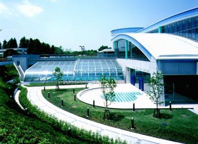 大蔵公園プール