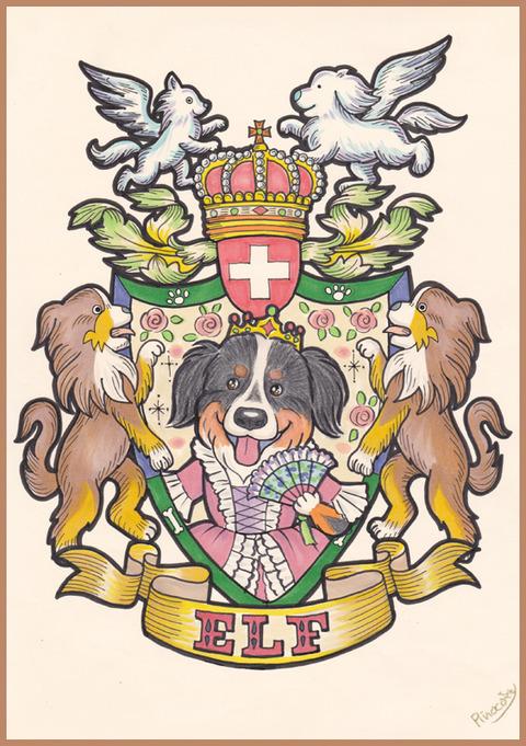エルフちゃん紋章