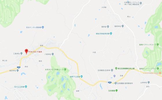 内田未来地図