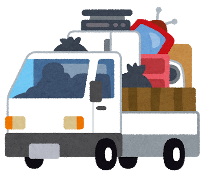 haihin_kaisyu_truck