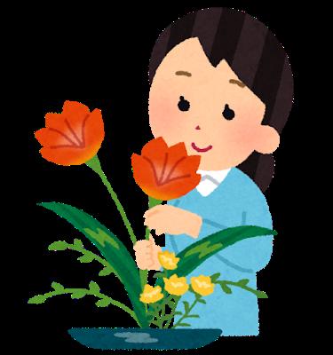 flower_ikebana_woman