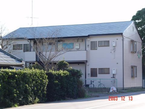 成東のアパート下見 044