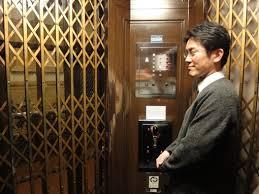 最古のエレベーター