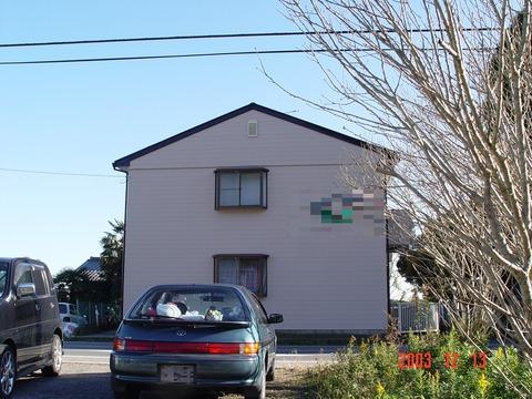 成東のアパート下見 026