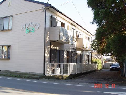 成東のアパート下見 027