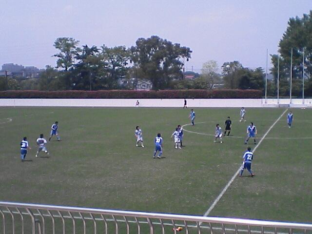 2008年度関東サッカーリーグ与野蹴魂会×神奈川教員SC ikerのなぐ