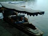 0610 杭州 西湖手こぎボート