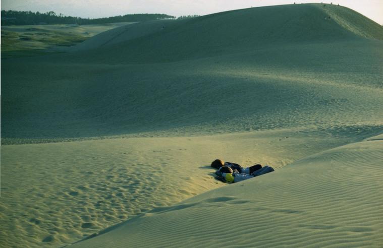 砂漠の恋人