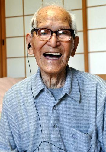 Jiroemon Kimura 2013 Apr 15 2013  0225 PM