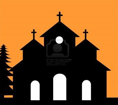 3849548-illustration-of-a-christian-church