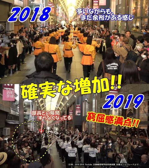 2018-2019さくらパレード比較2-1000