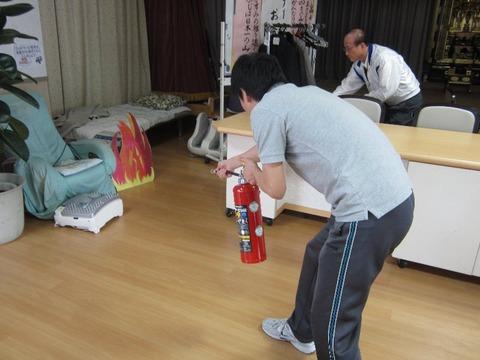 火災訓練 3