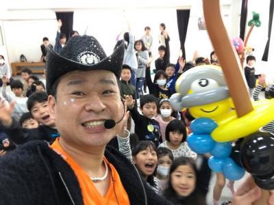 春日一丁目さくら子供会 歓送迎会(5)