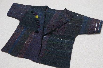 1511045分袖ジャケット (1)