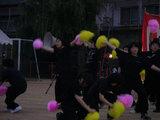 瓊浦高校演劇部による創作ダンス 情熱の花