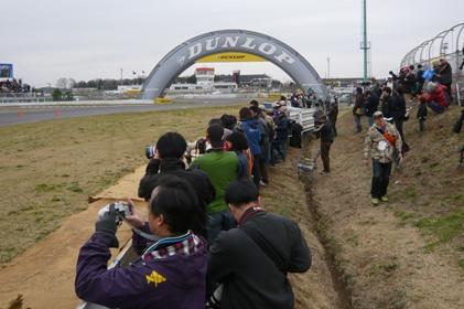 100403 全日本ロードレース選手権 激感エリア
