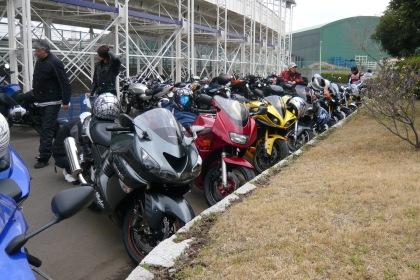 100403 全日本ロードレース選手権 現地入り