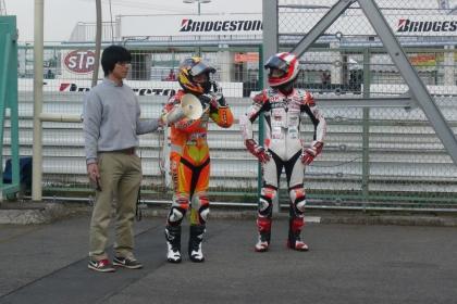 100403 全日本ロードレース選手権 宇井陽一 小室旭