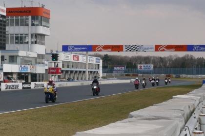 100403 全日本ロードレース選手権 サーキットクルージング