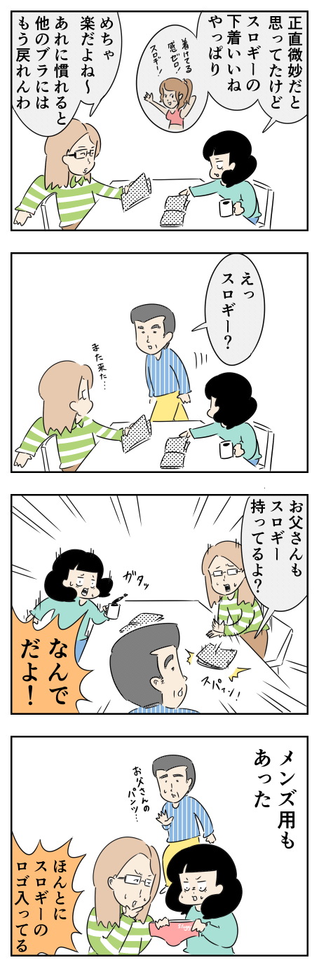 女子力高い村田父②