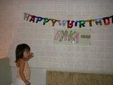 今日は私の誕生日☆