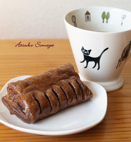 チョコレートと珈琲