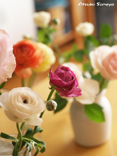 2.お花がいっぱい