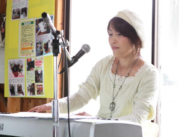 歌とピアノ