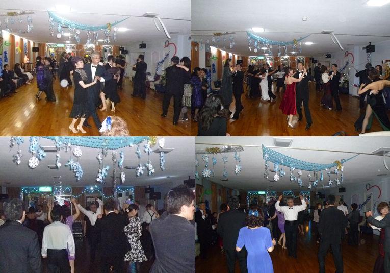 東京五反田助川ダンス教室パーティ
