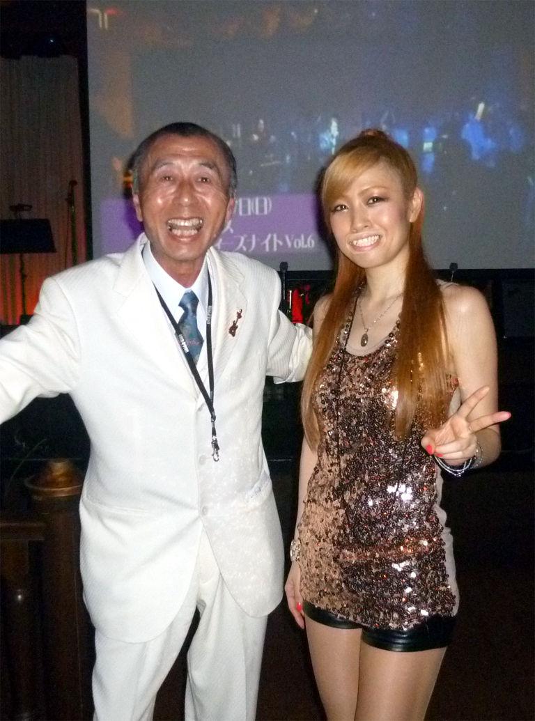 2012/4/21銀座ケントスRANさんと