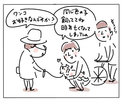 しろちゃん4