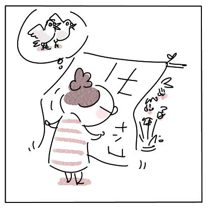 野鳩事件簿11