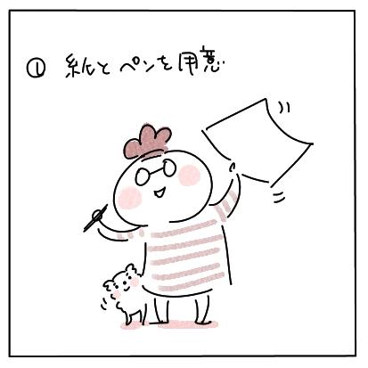描いてみる1