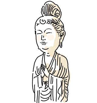 にっこうぼさつ東大寺
