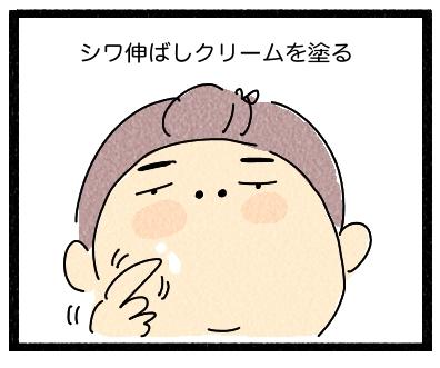 シワ伸ばし1