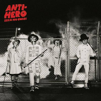 anti-hero(通常盤)のジャケットimage